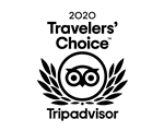 2020 Traveler's Choice Tripadvisor